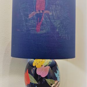 Lamps, Furniture and Objet D'Art